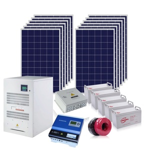 15KW Off Grid Solar Power System
