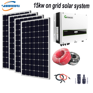 15KW On Gird Solar System