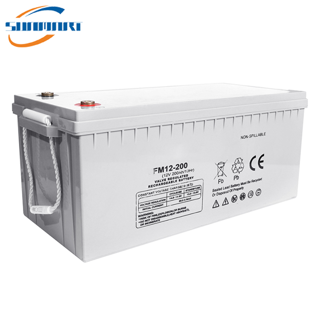 Gel Battery 12V 7AH- 250AH